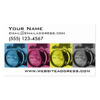 Business Card Templates: Photographer