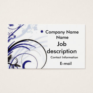 Business card Templet