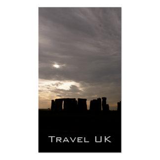 Business Card Travel UK
