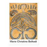Business Card Unique Fine Art Abstract Artists