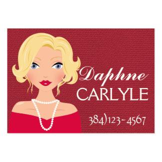 Business Card Version - Society Diva