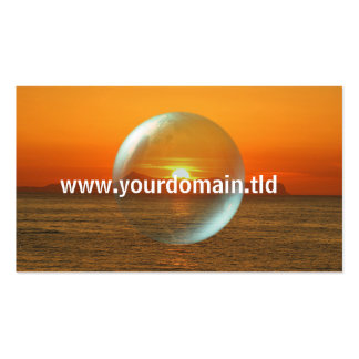 Business Card www.yourdomain.tld