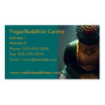 Business Card - Yoga/Buddhist Centre