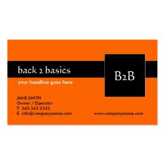 Business Cards - B2B