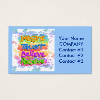 Business Cards - Believe