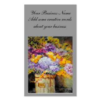 Business Cards....Bountiful Blessings Business Card