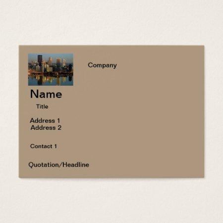 Business Cards  Bridges  Design