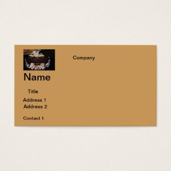 Business Cards Cake Design by CREATIVEforBUSINESS at Zazzle