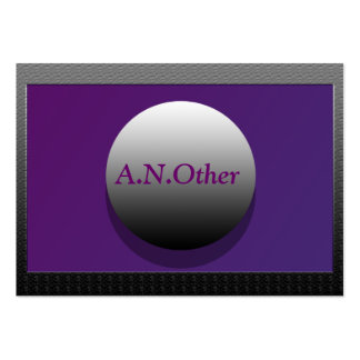 Business Cards Catchy 3D Modern Effect