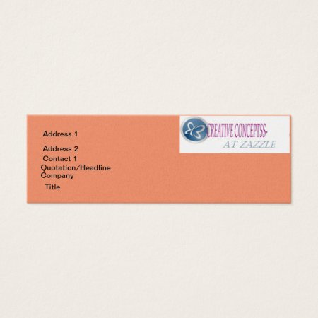 Business Cards Create Your Own Personal Or Busines