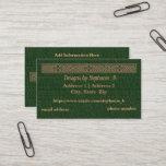 Business Cards - Customize - Celtic Knot