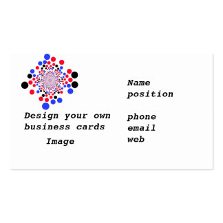 Add Your Image Business Cards & Templates