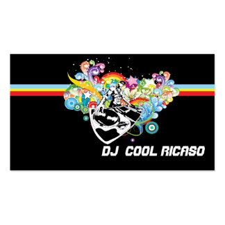 Business Cards DJ / Music