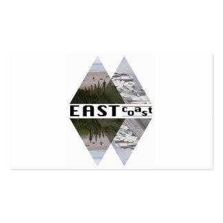 Business Cards - East Coast