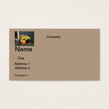 Business Cards  Floral Design