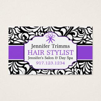 Business Cards For Beauty Salon   Esthetics School