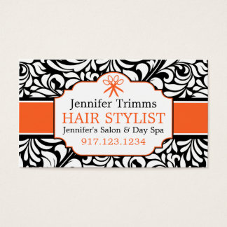 Business Cards For Estheticians   Hair School