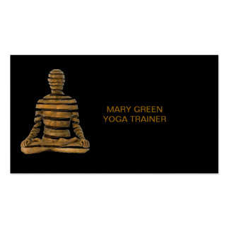 BUSINESS CARDS FOR YOGA PROFESSIONALS