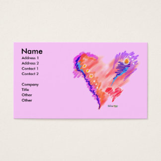 BUSINESS CARDS - Heart Felt
