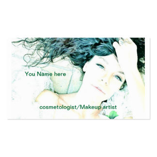 business cards /makeup artist /cosmetology /beauty
