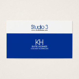 Business Cards - Modern Duo