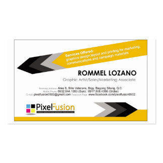 Business Cards or Calling Cards