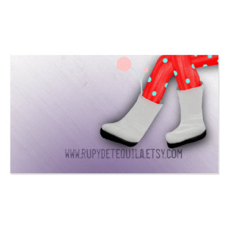 Neoprene office products supplies zazzle for Rubber business cards