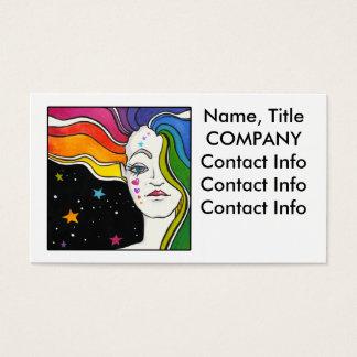 BUSINESS CARDS Tallulah Pop Art Diva