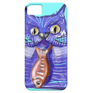 Professional Business Business Cat iPhone SE/5/5s Case