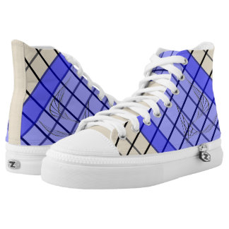 Business Causal High-Top Sneakers