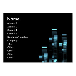 business_ch large business cards (Pack of 100)
