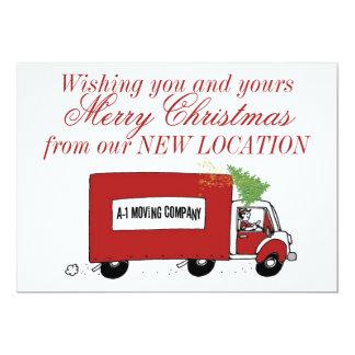 Christmas Moving Invitations & Announcements | Zazzle