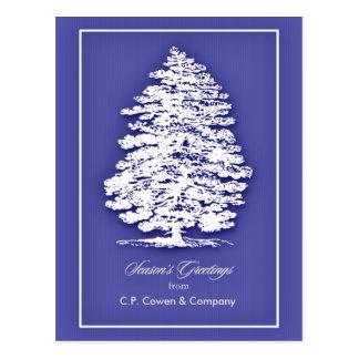 Business Christmas Postcard / Season's Greetings