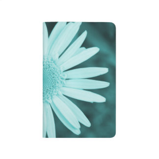 Business Collection - Note Book - Teal Daisy