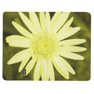 Business Collection - Note Book - Yellow Daisy