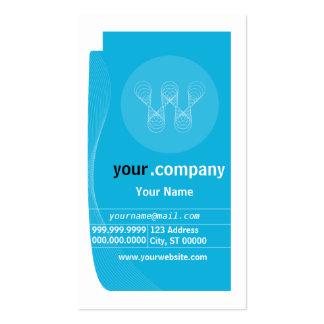 Business Company Profile Card