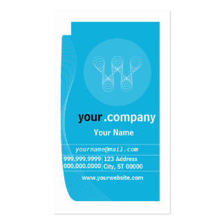 Business Company Profile Card Double-Sided Standard Business Cards (Pack Of 100)