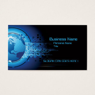 Business Concept Card