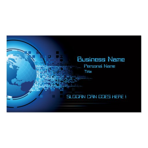 Business Concept Card Business Cards