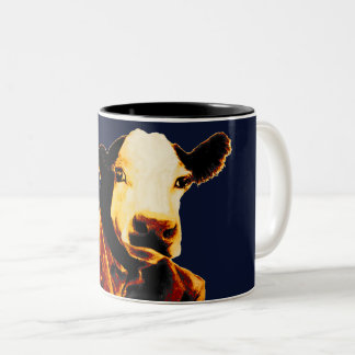 Business Cow Mug
