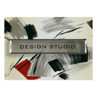 business_design_2 large business cards (Pack of 100)