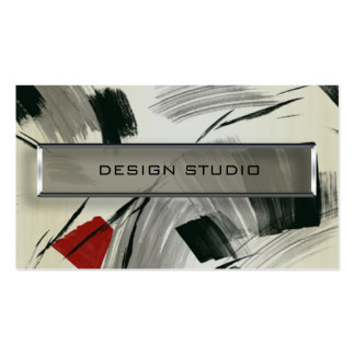 business_design Double-Sided standard business cards (Pack of 100)