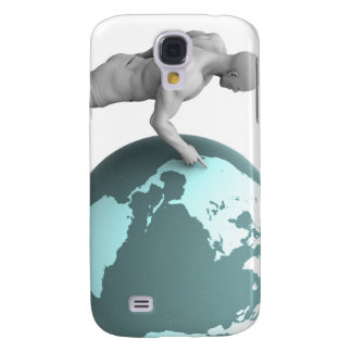 Business Expansion into North America Continent Galaxy S4 Case