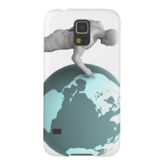 Business Expansion into North America Continent Galaxy S5 Case