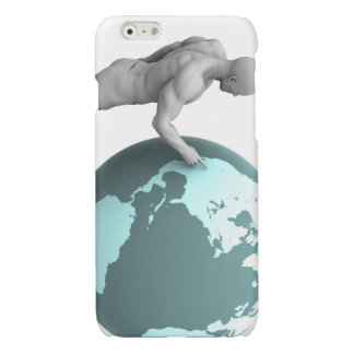 Business Expansion into North America Continent Glossy iPhone 6 Case