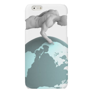 Business Expansion into North America Continent Matte iPhone 6 Case