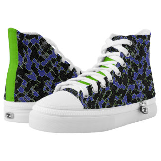 Business Fatigues High-Top Sneakers