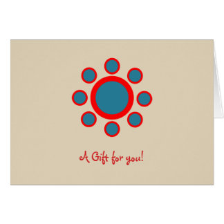 Business Gift Card