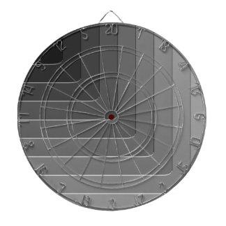 Business gray monochrome dart board
