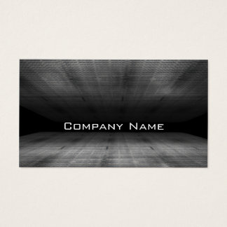 business_grey business card